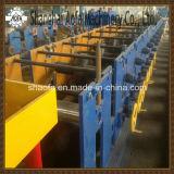 Le Purlin à chaînes de section de la boîte de vitesses C laminent à froid former des machines