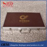 Factory Outlets, exemples de boîtes en aluminium garantissant la qualité