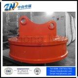 Dia-1200mm Exkavator-Magnet mit 75% Arbeitszyklus Emw-120L/1-75