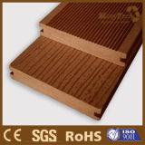 Cor personalizada do preço de fábrica Decking de madeira composto ao ar livre