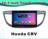 Androïde GPS van de Navigatie van het Systeem voor Honda CRV 10.1 Duim met de Speler van de Auto DVD