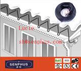 세륨, GS 및 UL에 의하여 승인되는 지붕 & 개골창 제빙 케이블 (SHRD)