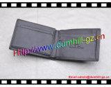 Бумажник человека PU кожаный в стиле фанк способа бумажника кожаный
