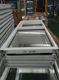Janela de sistema de deslizamento de perfil de alumínio com vidro temperado oco (FT-W126)