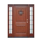 [إينتريور دوور] يشبع إرتفاع زجاجيّة أبواب [فرب] مركّب باب