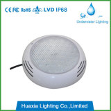 Iluminación subacuática de la piscina del LED