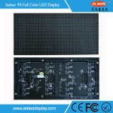 Hotsale que anuncia o módulo video interno da parede do diodo emissor de luz da cor cheia HD P4
