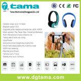 Receptor de cabeza sin hilos de alta fidelidad de Bluetooth del deporte de la operación fácil portable