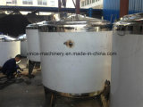 乳製品の処理のための衛生ステンレス鋼の貯蔵タンク