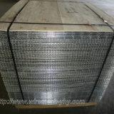 Ineinander greifen-Galvano des 2mm Draht-25mm galvanisierte geschweißten Maschendraht