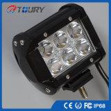 18W luz impermeável LED de condução offroad para caminhão
