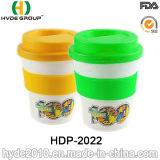 Einzelne Wand-Kaffeetasse mit Band und Kappe (HDP-2022)