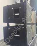 Doppio di stile di Jbl Vt4888 riga altoparlante di prestazione della fase esterna del sistema acustico da 12 pollici di schiera