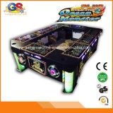 Máquina de juego de juego de la ranura de los pescados video de la pesca del casino