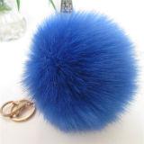 Sfera falsa della pelliccia di Fox/pelliccia falsa POM Poms/accessori sfera della pelliccia