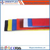 Manguito de la descarga del agua del PVC Layflat de la alta calidad
