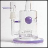 미국 가져온 색깔 제트기 Perc를 가진 유리제 연기가 나는 수관 8 인치 Toro