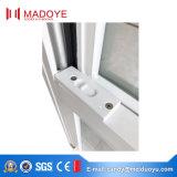Ausgezeichnete Qualitätsvertikales schiebendes Fenster für Toilette