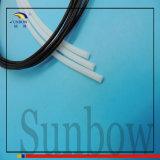 Tuyauterie de polymère fluoré d'UL de température élevée de Sunbow PTFE