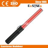 Negro y Rojo de Color Muy Visible LED Tráfico Baton (LTB-1)