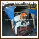 Rodillo de acero del canal del color que forma la máquina