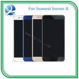 Экран LCD мобильного телефона оптовых продаж для экрана касания почетности 8 Huawei