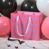 Рождество напечатанное таможней роскошное большое/малое/Brown/белый упаковывать картона Kraft/покупка/подарок/бумажные мешки