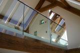 Панели балкона низкой стоимости стеклянные с алюминиевым Railing ботинка u низкопробным