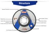 4.5 인치 플랩 디스크 제조자를 닦는 직업적인 알루미늄 산화물 금속