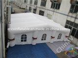 Tenda gonfiabile gigante di cerimonia nuziale per uso esterno