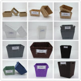 Eco-Friendly Polyester Felt Home Collection Box (série PF)