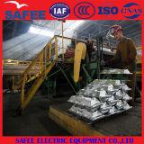 Lingre d'aluminium de Chine A7, lingots d'aluminium 99,7% pour la construction - Chine Déchets d'aluminium, déchets d'aluminium