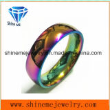 El nuevo diseño deslumbra el anillo SSR2769 del acero inoxidable del color