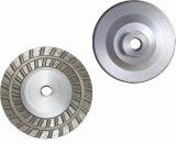 Поделенное на сегменты колесо чашки с алюминиевым основанием