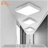 luz de teto de Dubai da garantia 3years, luz de teto plástica da tampa da recolocação