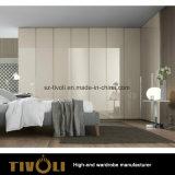 アパートTivo-0072hwのために顧客用木の戸棚のワードローブ