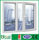Porta de vidro de alumínio do Casement da alta qualidade com porta de As2047/Aluminium