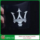 Fulgor fantástico de Qingyi na impressão escura da transferência térmica