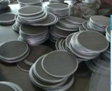 Edelstahl-Puder gesinterte Filter-Spaltölfilter-Platte
