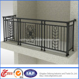 Barandilla del acero inoxidable/barandilla de la terraza/barandilla del balcón