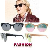 Occhiali da sole all'ingrosso degli occhiali da sole Tr90 di disegno dell'Italia degli occhiali da sole della Cina