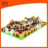 子供の屋内柔らかい演劇装置の遊園地の運動場