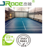 surface imperméable à l'eau de sport de basket-ball d'épaisseur de 3-5mm