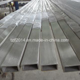304 de Naadloze Vierkante Pijp van het roestvrij staal