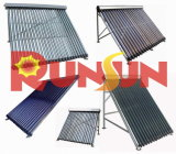 Solarheißwasser-Kollektor
