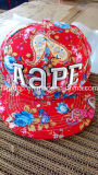 A forma nova projeta o tampão de Hiphop do chapéu do Snapback de 6 painéis