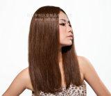 Peruca \ peruca da Mono-Parte superior \ cabelo humano (12607)