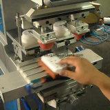 衣服TaglessのためのインクコップのTampografia機械