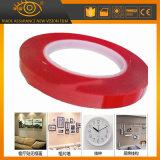 El doble duradero fuerte de la cinta adhesiva del gel de los surtidores de China de la adherencia echó a un lado cinta