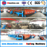 1250/1 + 6 Tubular Stranding Machine para Cable